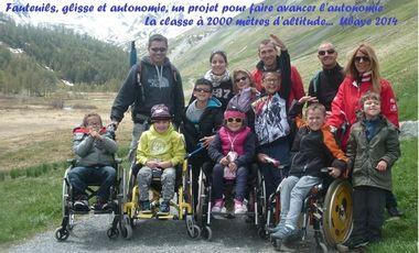 Visuel du projet Les fauteuils glissants