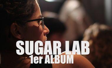 Project visual 1er Album de Sugar Lab