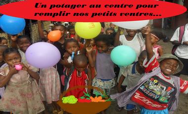 Visueel van project Un potager au centre pour remplir nos petits ventres