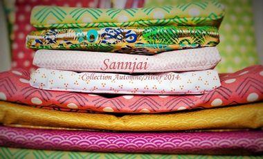 Visueel van project Sannjai