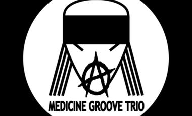 Visuel du projet Medicine Groove Trio  - 1er Album  -  For Anarchism and Indigenous Resistance