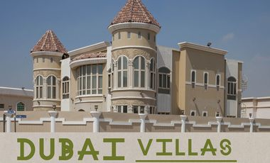 """Visuel du projet Livre """"Dubaï Villas"""""""