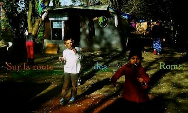 Visueel van project Sur la route des Roms