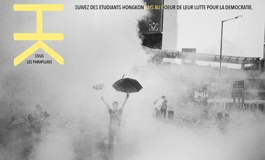 Visueel van project Sous les parapluies de Hong Kong