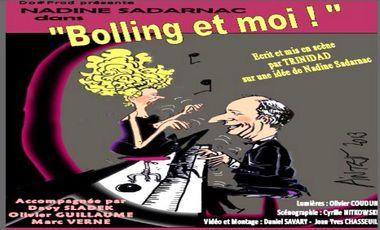 """Visueel van project """"Bolling et moi !"""""""