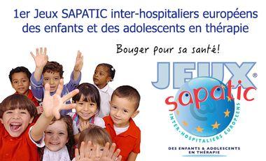 Visueel van project Soutenez les premiers Jeux SAPATIC inter-hospitaliers européens des enfants et des adolescents en thérapie