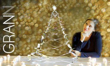 Visuel du projet GRANN, arbre de Noël déployable
