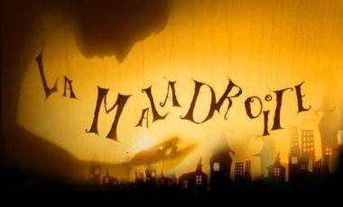 "Project visual La Maladroite - 1er EP 6 titres ""Frappe à ma porte!"""