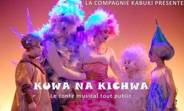 Visueel van project Kuwa na kichwa