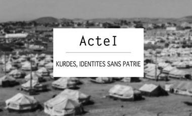 Project visual Kurdes, identités sans patrie