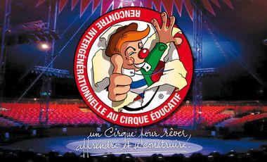 Visuel du projet Rencontre intergénérationnelle au Cirque éducatif