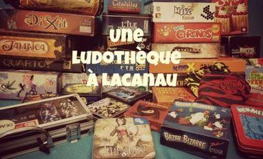 Visueel van project Une ludothèque à Lacanau
