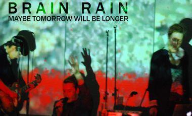 """Project visual De la musique à l'image - Un clip pour Brain Rain """"Maybe Tomorrow Will be Longer"""""""