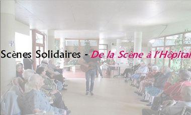 Visuel du projet Scènes Solidaires
