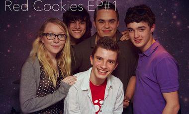 Visueel van project Premier EP des Red Cookies
