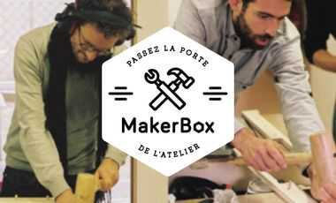 Visuel du projet MakerBox
