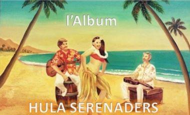 Visuel du projet HULA SERENADERS l'album