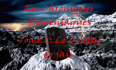 Visueel van project Mon 1er roman : Le Cristal de Jais