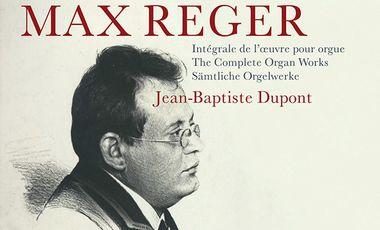 Project visual Intégrale de l'oeuvre pour orgue de Max Reger - Vol.4