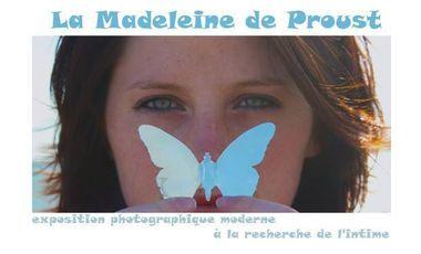 Project visual La madeleine de Proust, exposition photographique moderne à la recherche de l'intime