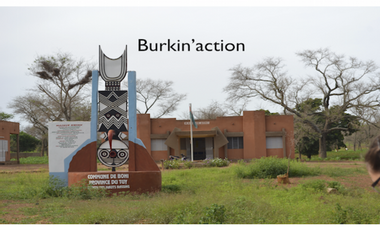 Project visual Burkin'action