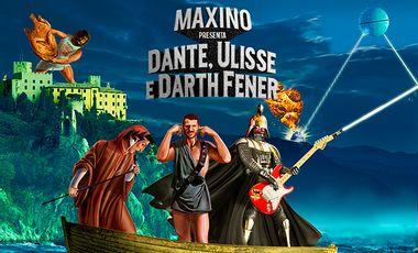 Project visual Dante, Ulisse e Darth Fener