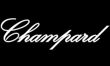 Visueel van project Publicité Champard - ESRA 2014