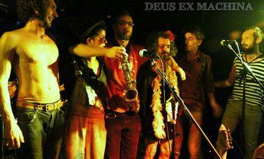 Visueel van project Projet Deus Ex Machina