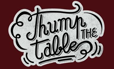 Project visual Thump The Table 1er EP !
