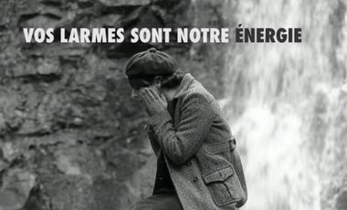 Visueel van project Vos larmes sont notre énergie