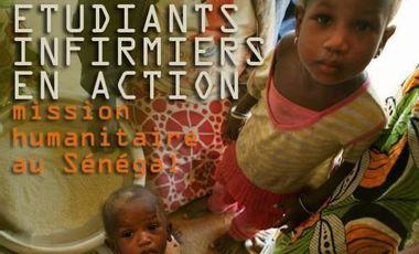 Visueel van project Etudiants en action Mission Humanitaire au Sénégal