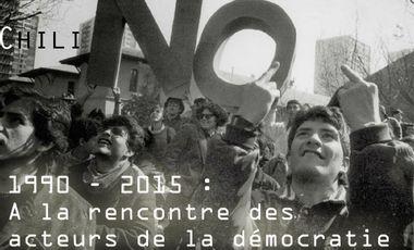 Visuel du projet Chili : l'Engagement et la Résistance
