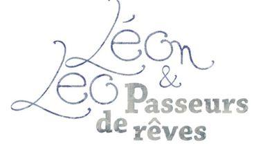 Visuel du projet Léo & Léon, passeurs de rêves : Premier album Jeune Public