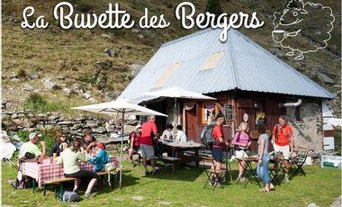 Project visual La Buvette des Bergers
