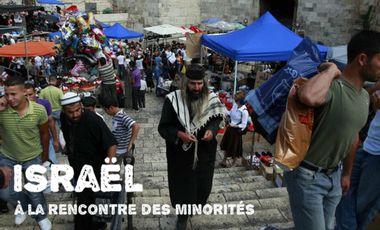 Visuel du projet Israël, à la rencontre des minorités