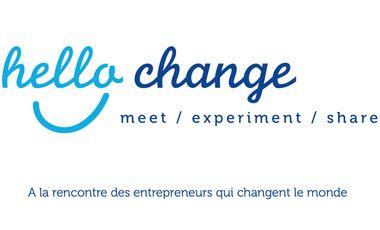 Visueel van project HelloChange