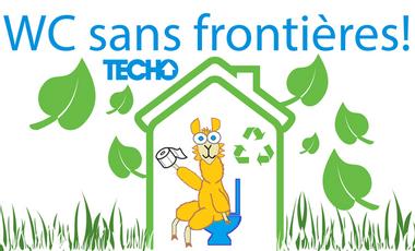 Project visual WC sans frontières!