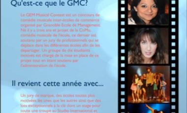 Visuel du projet GEM Musical Contest