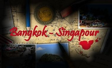 Visueel van project Périple artistique de Bangkok à Singapour