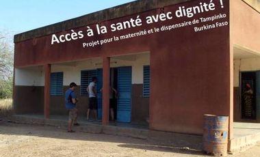 Project visual Accès à la santé avec dignité !