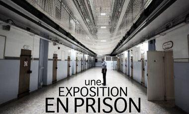 Visueel van project UNE EXPOSITION EN PRISON