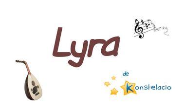 Visueel van project Lyra de Konstelacio