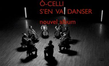 Visueel van project CD Ô-Celli (Ô-Celli s'en va danser)