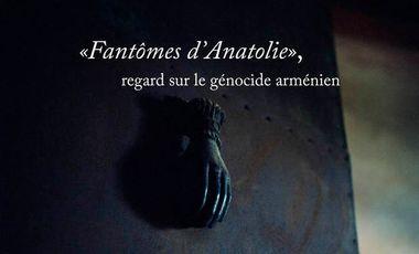 """Visuel du projet """"Fantômes d'Anatolie"""", regard sur le génocide arménien"""