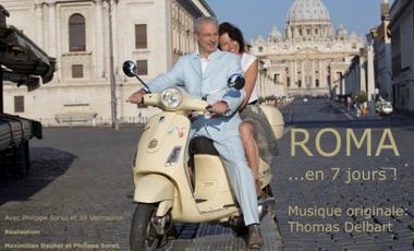 Visueel van project ROMA ... en 7 jours !