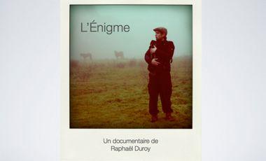 Visueel van project L'Énigme (ou comment d'un père l'on devient papa)
