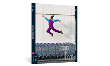 Project visual Catalogue Festival Circulation(s) 2015