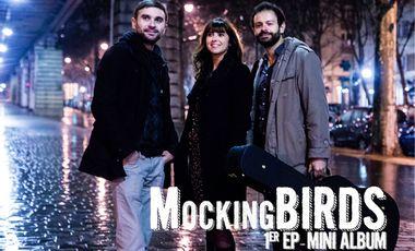 Visueel van project MockingBIRDS - 1er EP/mini album