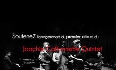 Visuel du projet Joachim Caffonnette Quintet Album
