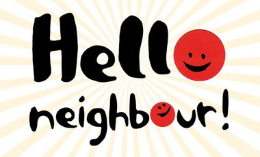 Visueel van project Hello neighbour ! le projet pour le Japon